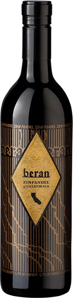 Copper Cane Wines 'Beran' Zinfandel of California 2013