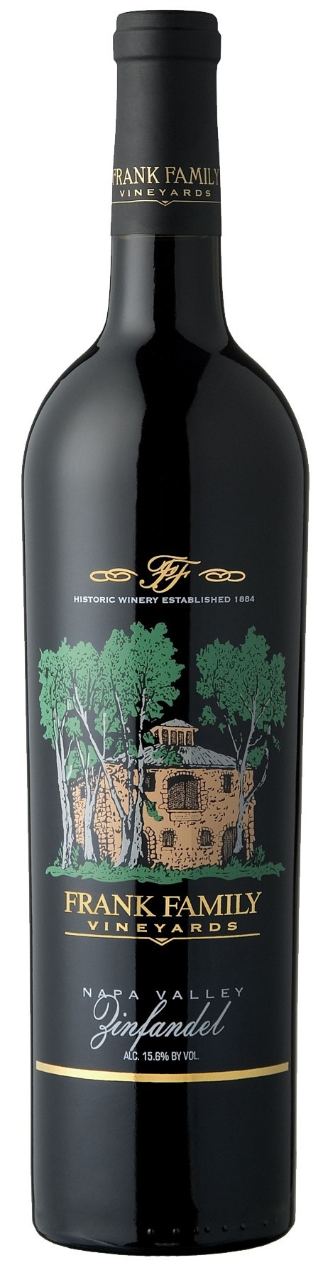 Frank Family Vineyards Zinfandel, Napa Valley 2012