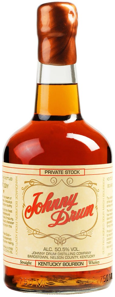 Willett Distillery Johnny Drum Private Stock Kentucky Straight Bourbon Whiskey