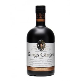 Berry Bros. & Rudd Berrys' The King's Ginger Liqueur