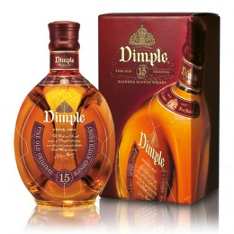 Dimple-Pinch-Haig & Haig 15 Year Old Blended Scotch Whisky