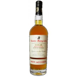 Alexander Murray & Co 'Bon Accord' Single Malt Scotch Whisky, Highlands