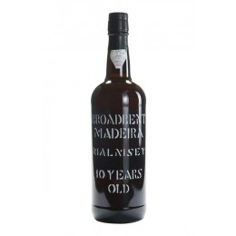 Broadbent 10 Years Old Malmsey, Madeira