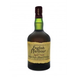 Antigua Distillery Ltd English Harbour 5 Year Old Rum