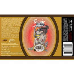 Amager/Cigar City Xiquic